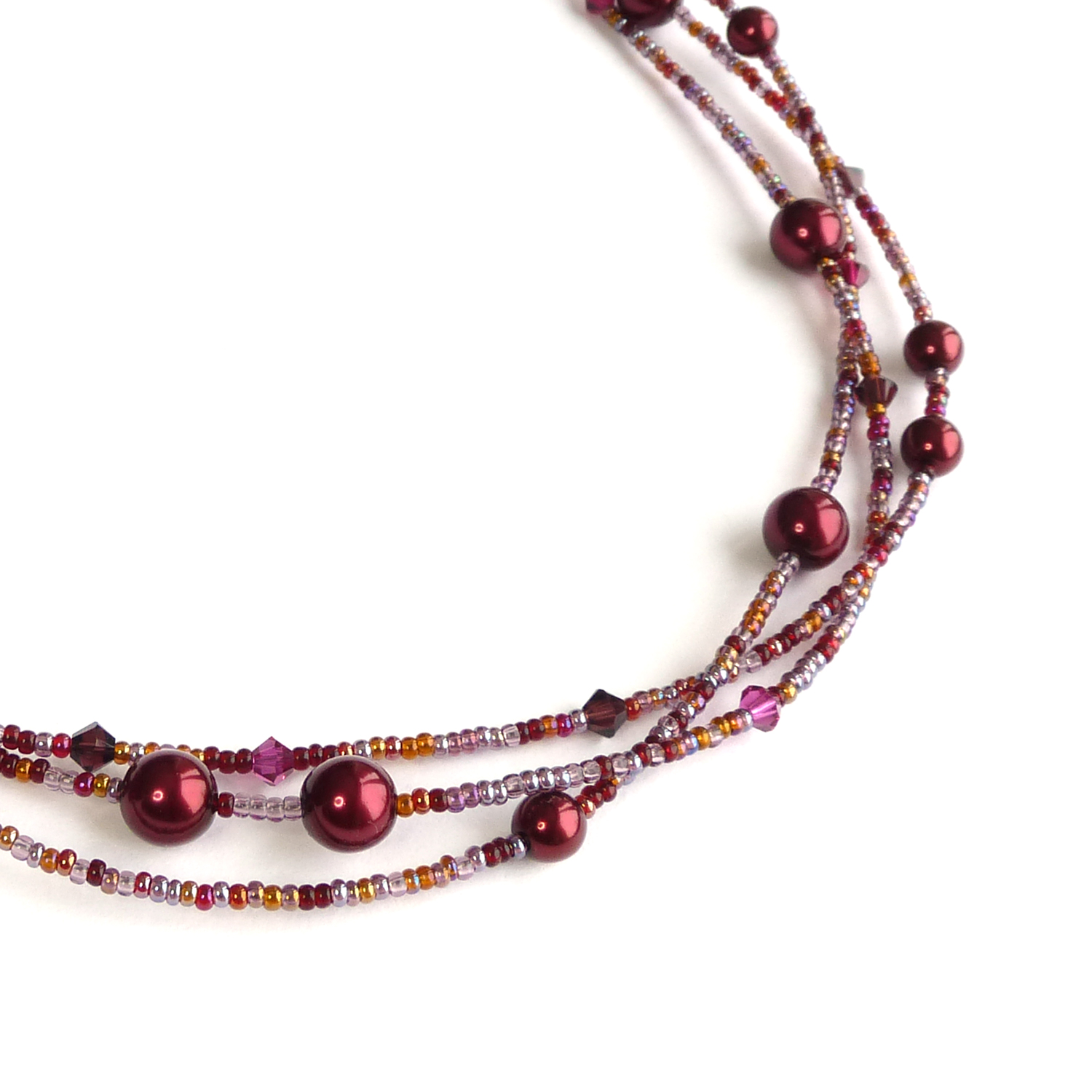 jewelry crimson products tor necklace pure